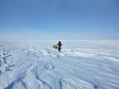 74 jours enAntarctique