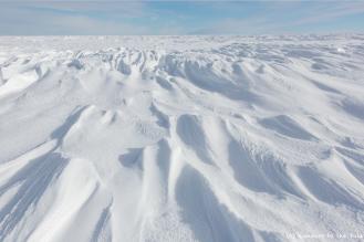 Alors que l'année 2014 s'achève, nous quittons le plateau Antarctique pour entamer une longue descente de plus de 900 kilomètres jusqu'à la Barrière de Ronne.