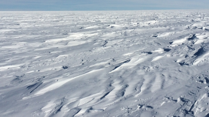 J12 – Message vocal de l'Antarctique