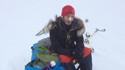 J24 – Message vocal de l'Antarctique