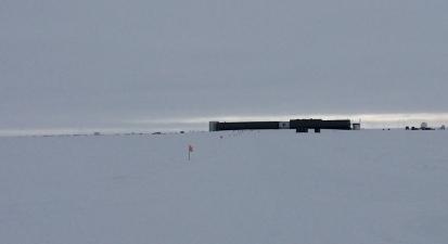 J40 – Arrivée au pôleSud