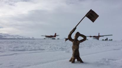 J5 – Un bout d'Auvergne enAntarctique