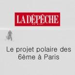 LDM - Le projet polaire des 6 à Paris