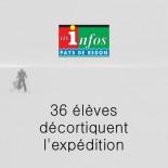 Les Infos Redon - 36 décortiquent l'expédition
