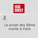 Sud Ouest - Le projet des 6ème monte à Paris