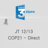 france-3-alpes-cop21-stephanie-gicquel