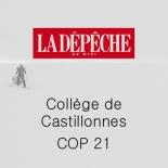 la-depeche-college-de-castillonnes-cop21-stephanie-gicquel