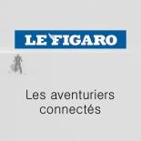 Carré Presse Le Figaro (aventuriers connectés)